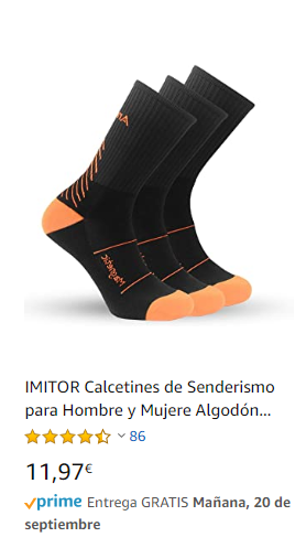 calcetines termicos