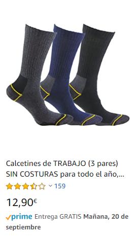 CALCETINES DE TRABAJO TERMICOS