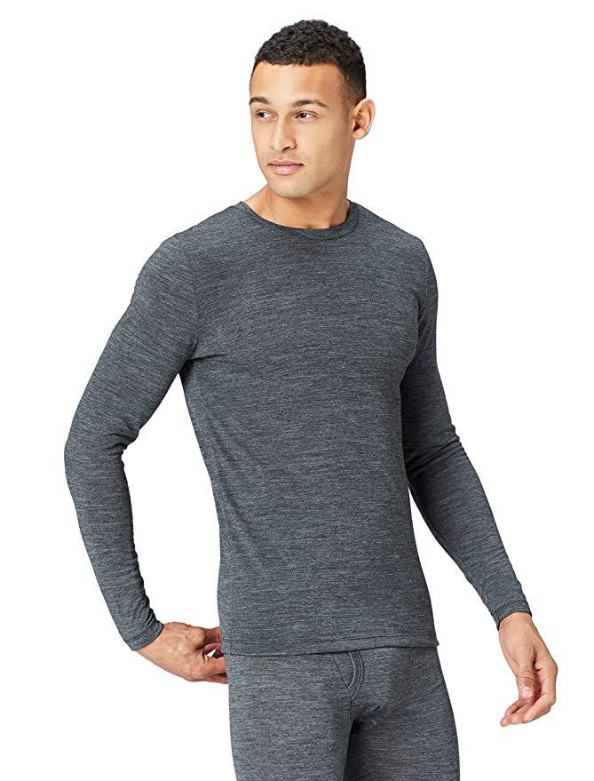 camiseta interior termica hombre