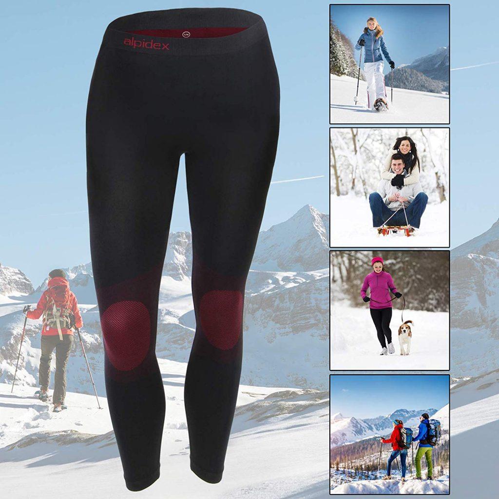 ropa termica para el frío
