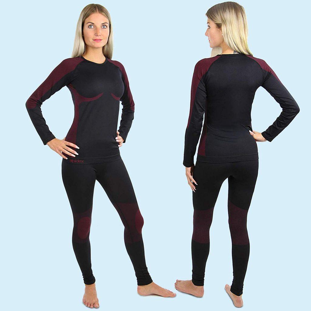ropa termica mujer